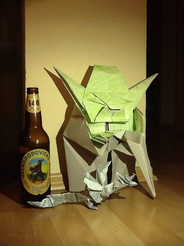 Origami skills