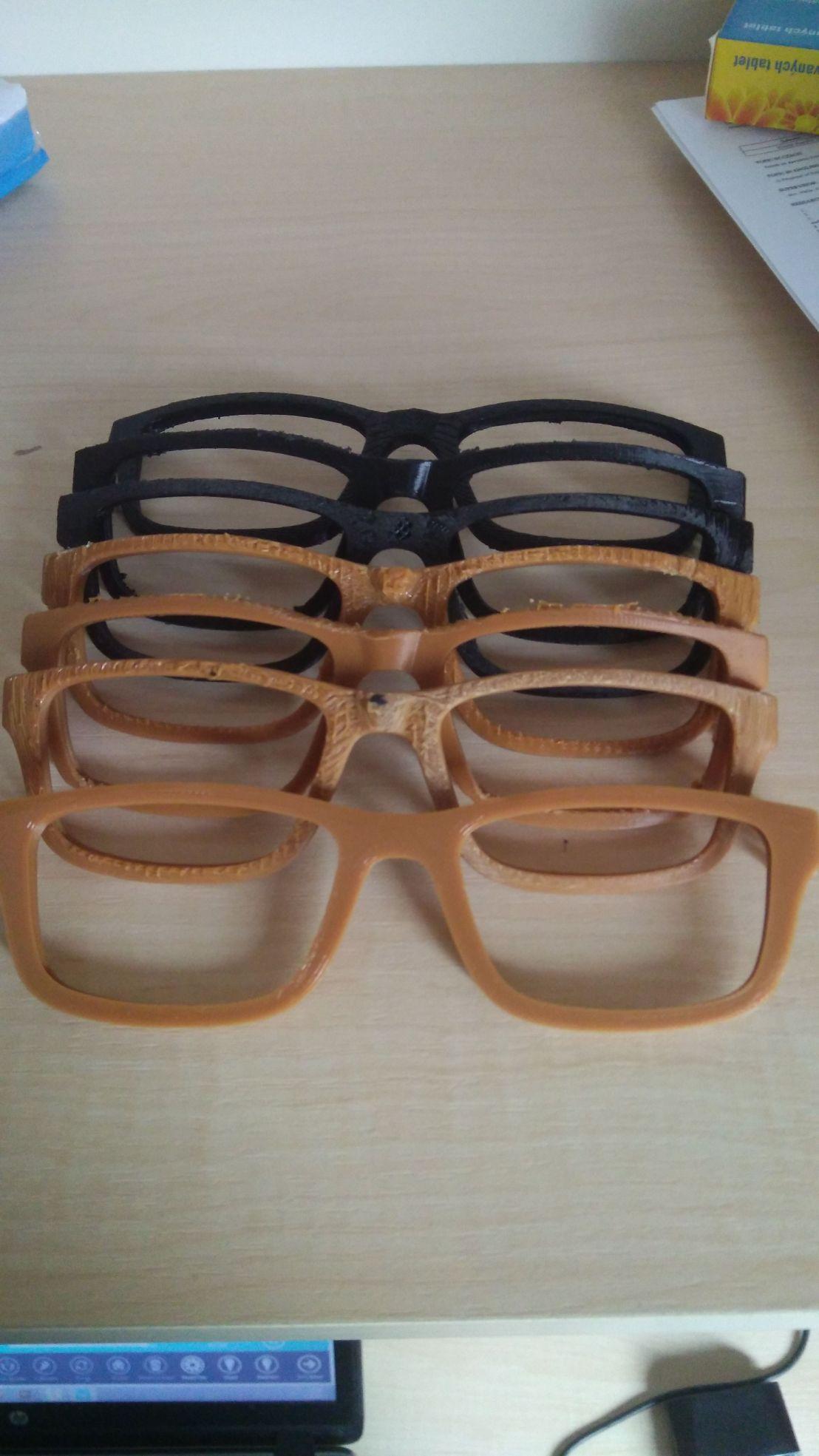 Doctor said: You need newglasses!