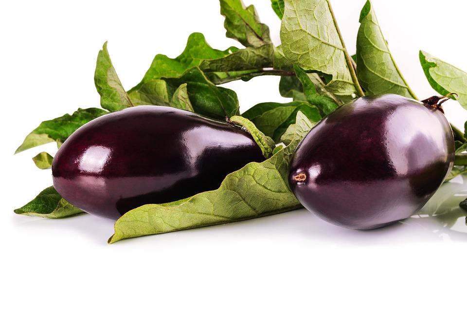 Eggplant for dinner