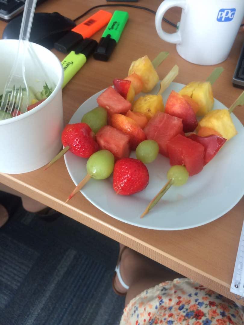 Refresh breakfast